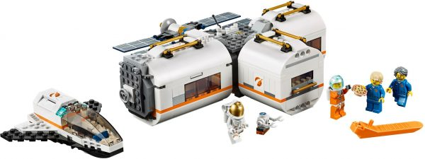 WANGE 4850 Space: The Moon Space Station 3