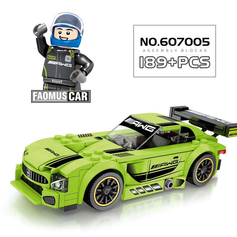 WANGE 2870 Mercedes-AMG GT3 7
