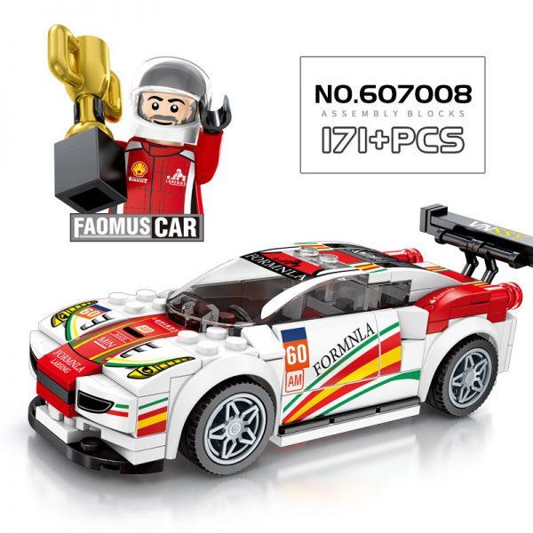 WANGE 2875 Ferrari 458 Italia GT2 12