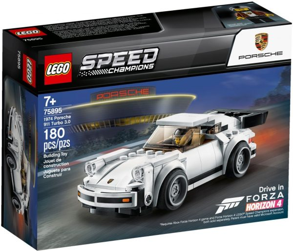WANGE 2872 Super Racing Cars: Porsche 911 RSR and Porsche 911 Turbo 3.0 7
