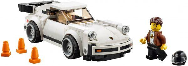 WANGE 2872 Super Racing Cars: Porsche 911 RSR and Porsche 911 Turbo 3.0 6