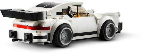 WANGE 2872 Super Racing Cars: Porsche 911 RSR and Porsche 911 Turbo 3.0 9