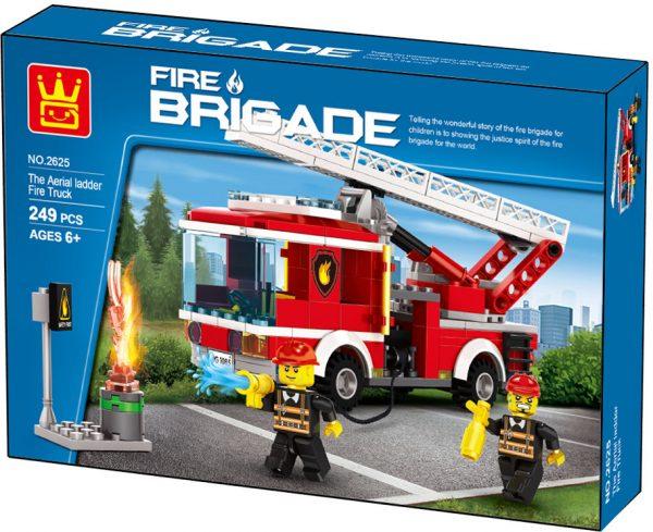 WANGE 2625 Fire Brigade: Ladder Fire Truck 1
