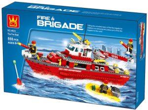 WANGE 4625 Fire Brigade: Marine Fire Boat 1