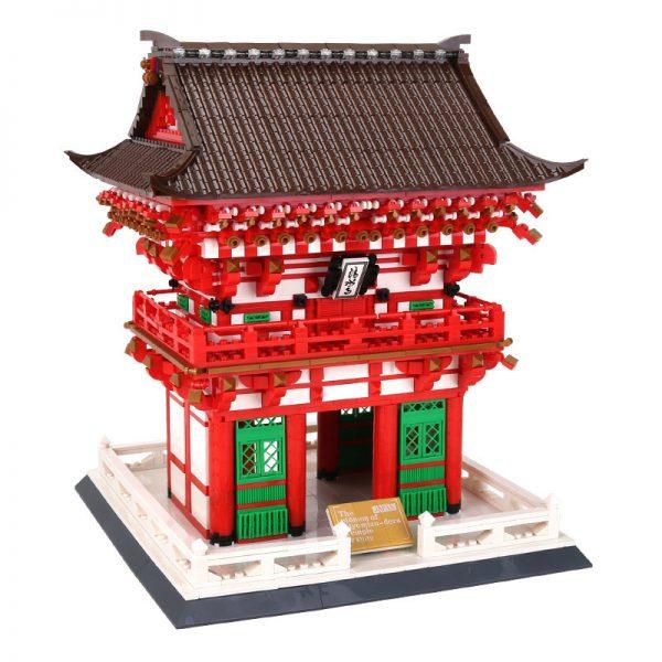 WANGE 6212 King's Gate of Shimizu Temple, Kyoto, Japan 1