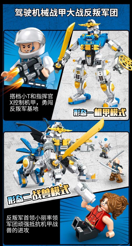 WANGE 5669 Robots: The Story of Robots 7