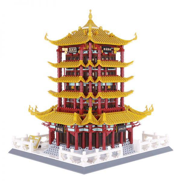 WANGE 6214 Yellow Crane Tower in Wuhan, Hubei Province 1