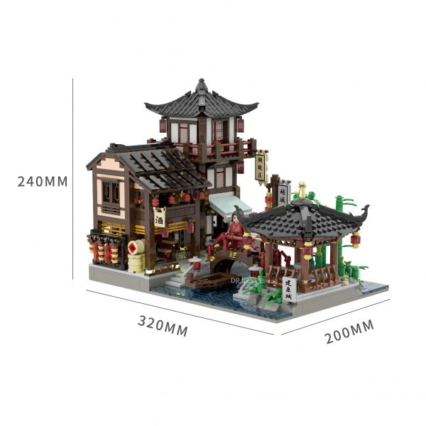 WANGE 9018 Yu Fei: Jiankang City 4