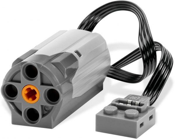 WANGE 1501 Power group: Medium motor 0