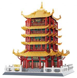 WANGE 6214 Yellow Crane Tower in Wuhan, Hubei Province 0