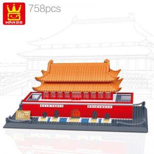 WANGE 8016 Beijing Tiananmen Tower 0