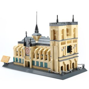 WANGE 5210 Notre Dame Cathedral 0