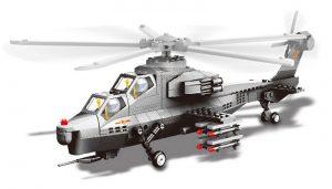 WANGE JX002 WZ10 Helicopter 1:38 0