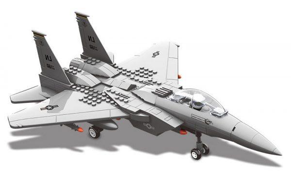 WANGE JX005 F-15 Eagle Fighter 1:48 0