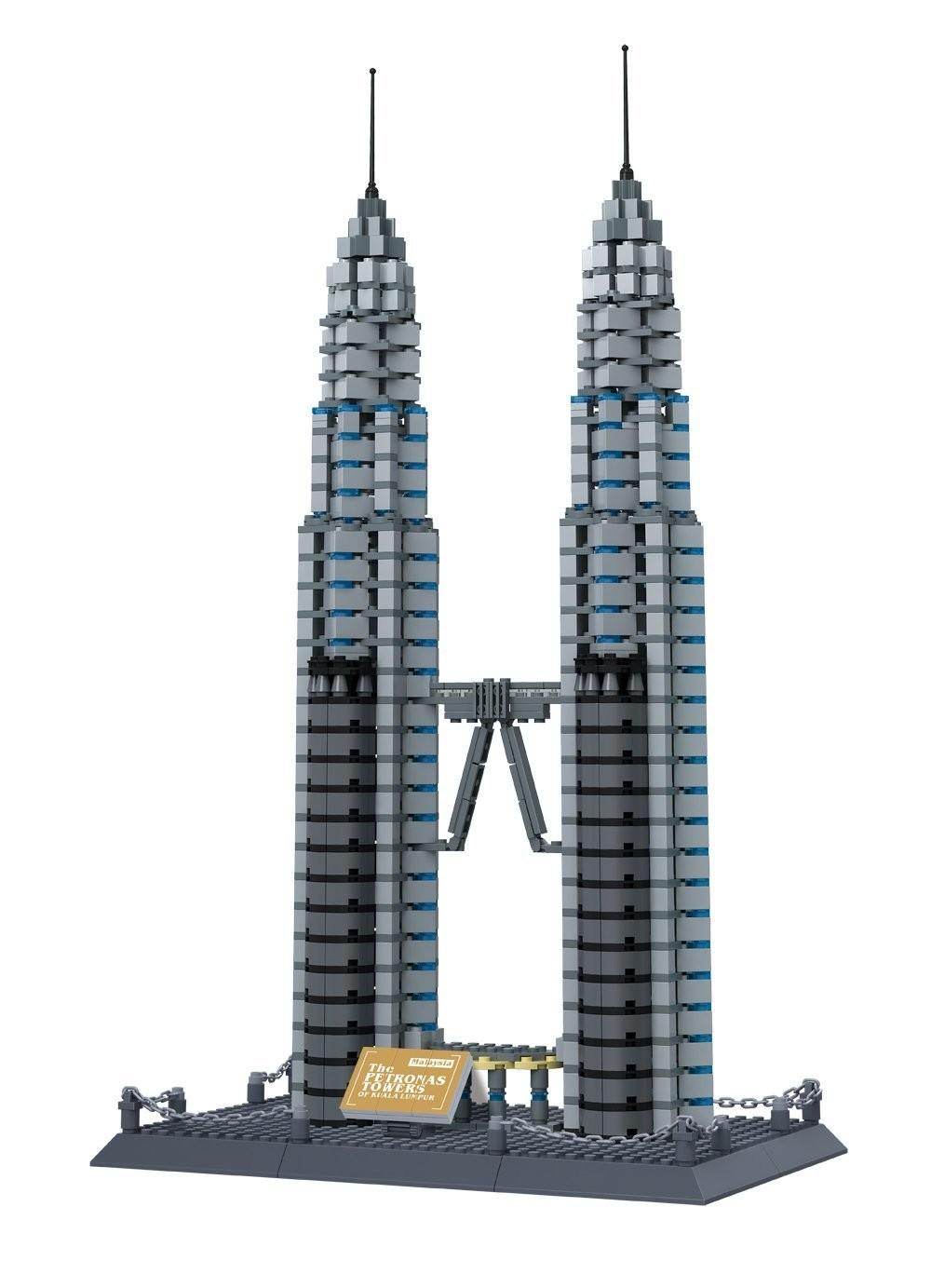 WANGE 8011 Twin Towers, Kuala Lumpur, Malaysia 0