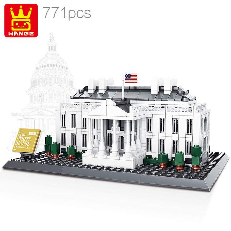 WANGE 4214 White House, Washington, USA 0