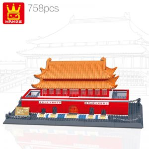 WANGE 5218 Beijing Tiananmen Tower 0