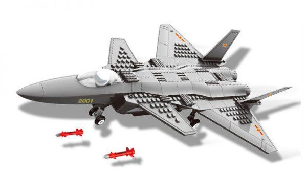WANGE JX003 J20 Heavy Stealth Aircraft 0