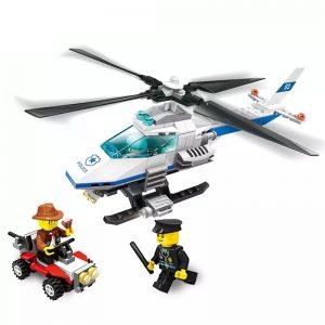 WANGE 51013 Police helicopter 0