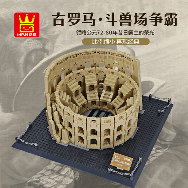 WANGE-5225-The-Colosseum-of-ancient-Rome-Blocks