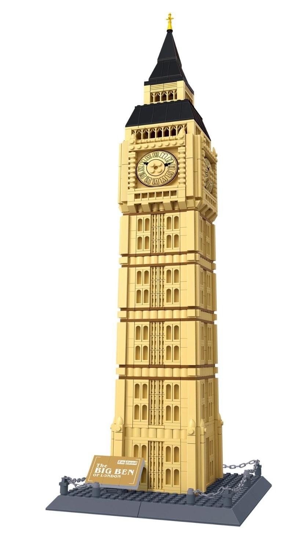 WANGE 8014 Big Ben, Elizabeth Tower, London, UK 0