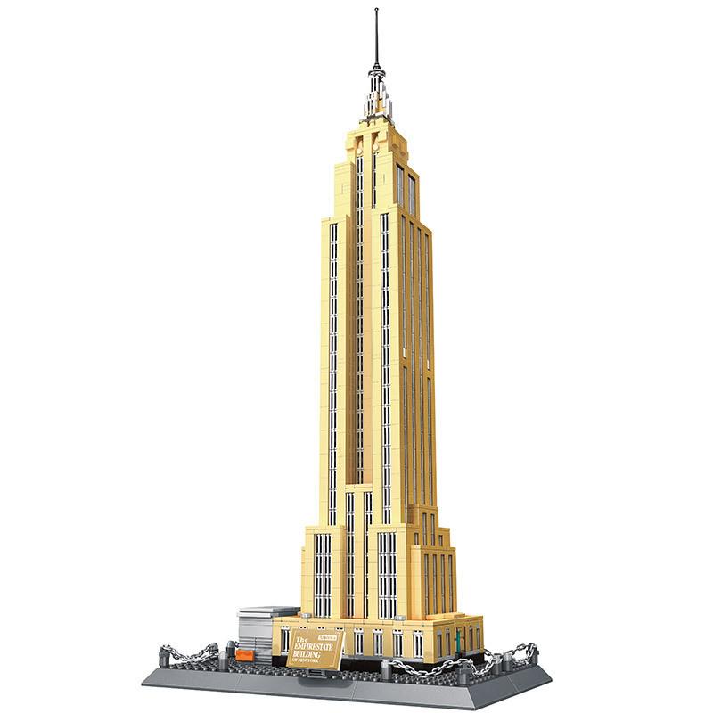 WANGE 5212 Empire State Building, New York, USA 0