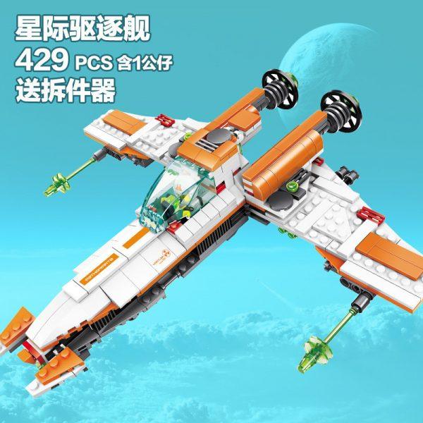 WANGE 55174 Forward Military: Interstellar Destroyer 0