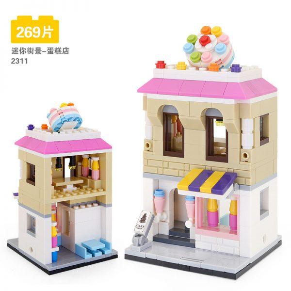 WANGE 2311 Mini Street View - Cake Shop 0