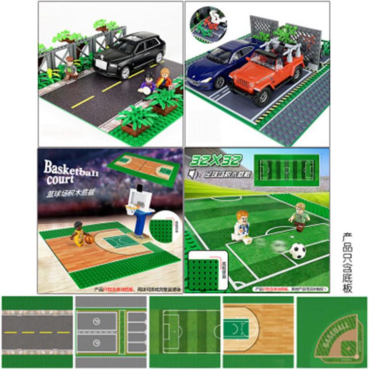 WANGE 8816 Vanger 32x32 floor 5 asphalt roads, parking lots, football fields, basketball courts, baseball stadiums 0