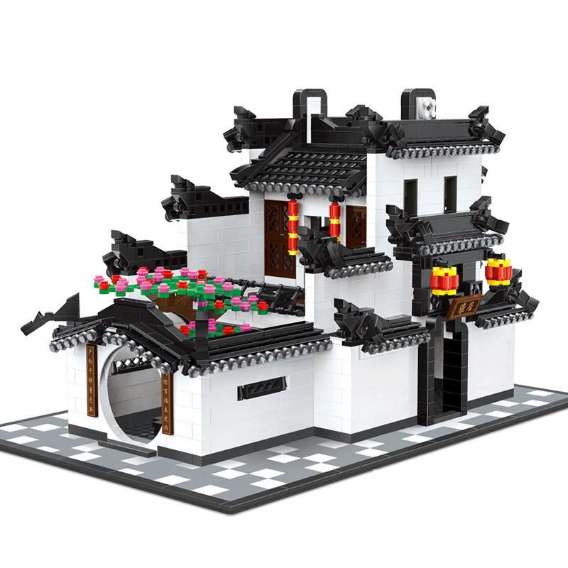 WANGE 5310 Huipai Architecture 0