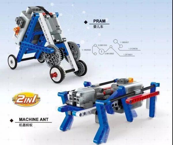 WANGE 3805 Power machinery: ants, prams 0