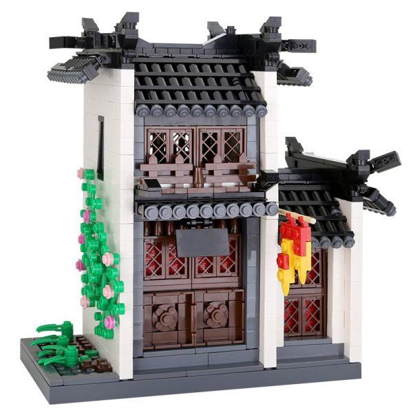 WANGE 4310 Huipai Architecture - Loft 0