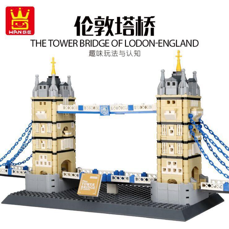 WANGE 4219 Tower Bridge, Ukalt, UK 0