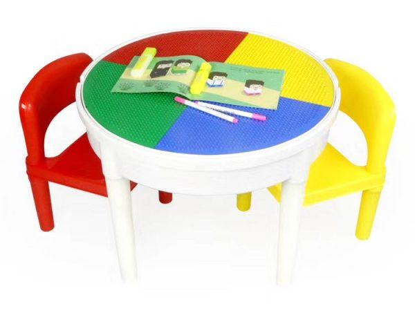 WANGE 68012 Building blocks learning table . . . . . . . . . . . . . . . . . . . 0