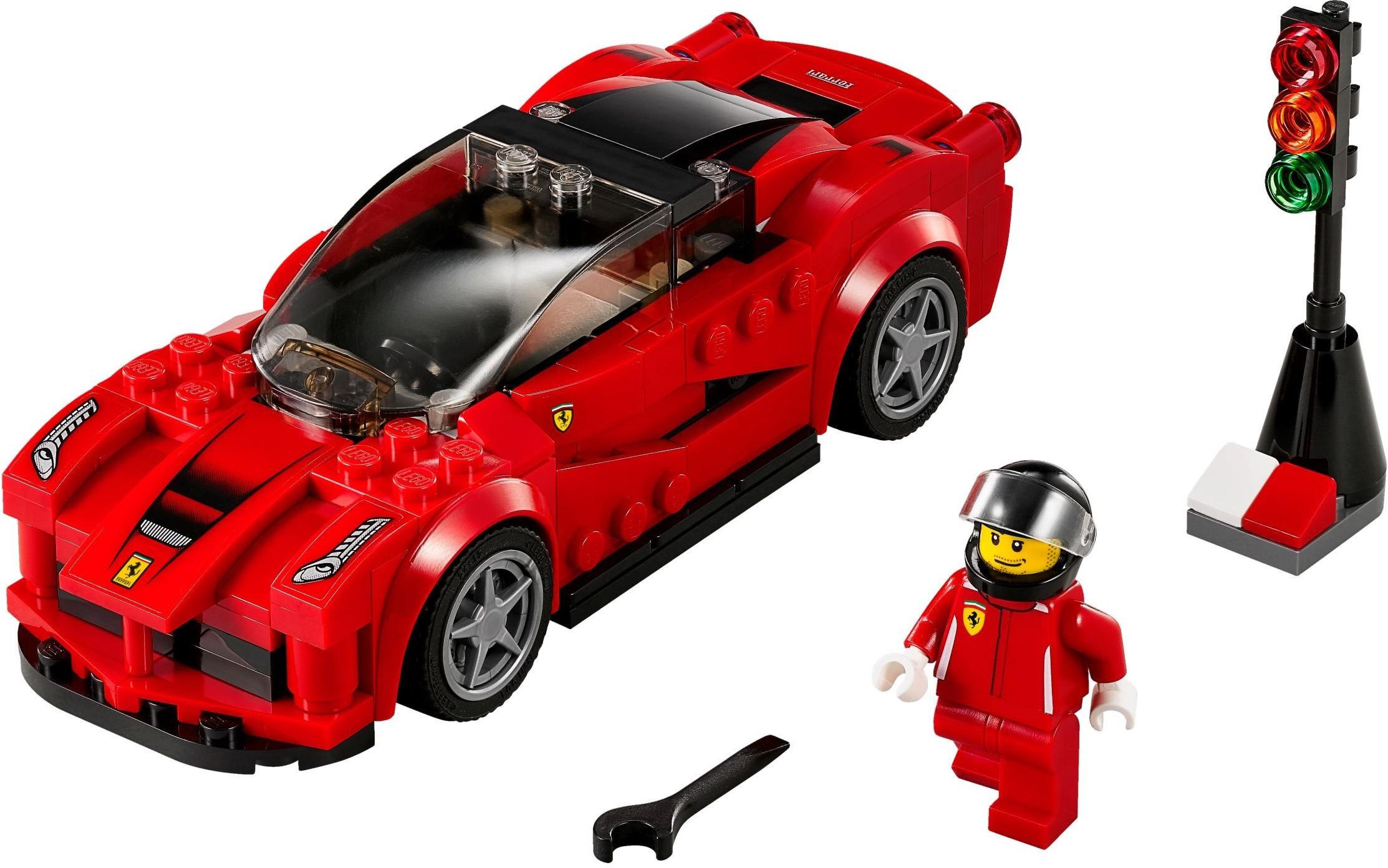 WANGE 2871 Ferrari LaFerrari 0