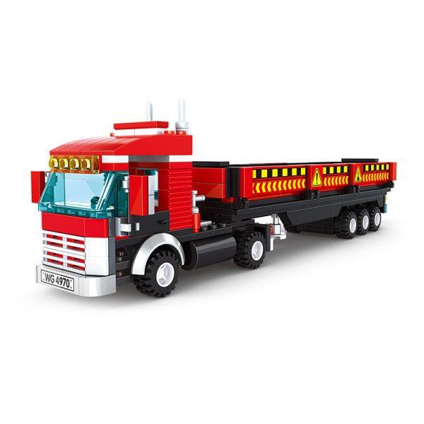WANGE 4970 Truck, cargo, heavy 0