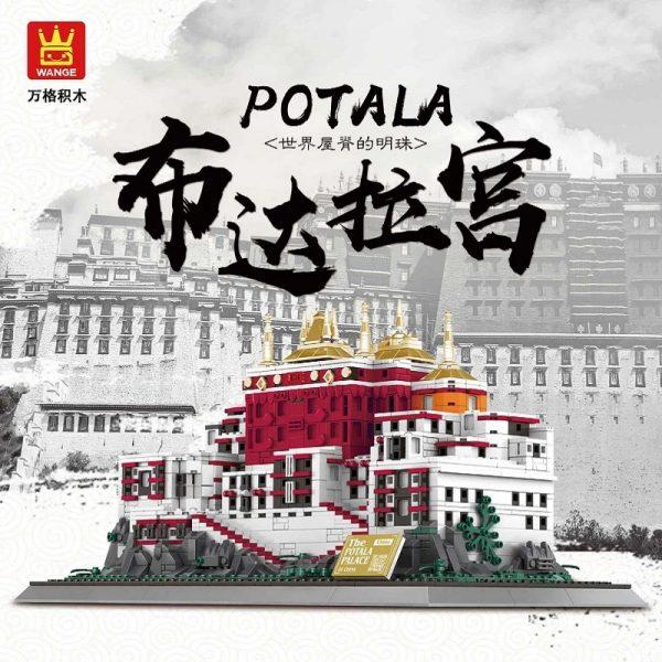 WANGE 6217 Potala Palace - WANGE Block