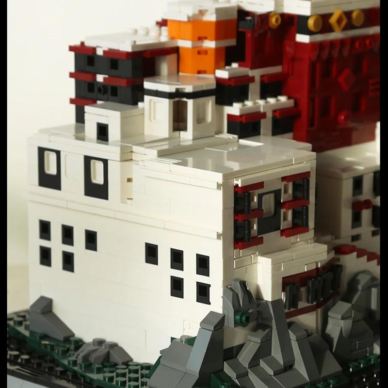 WANGE 6217 Potala Palace 8 - WANGE Block