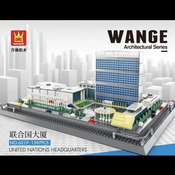 146 - WANGE Block